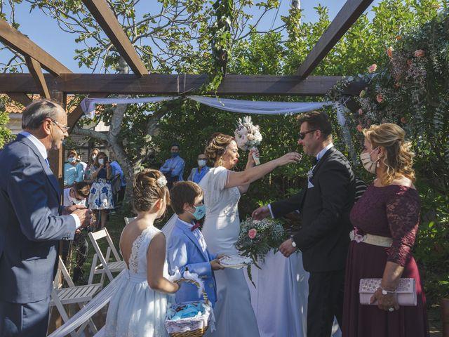 La boda de Quico y Nuria en Luanco, Asturias 16