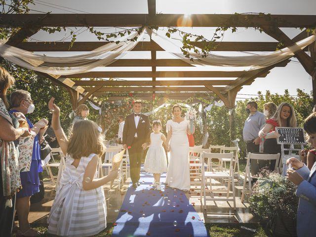 La boda de Quico y Nuria en Luanco, Asturias 18