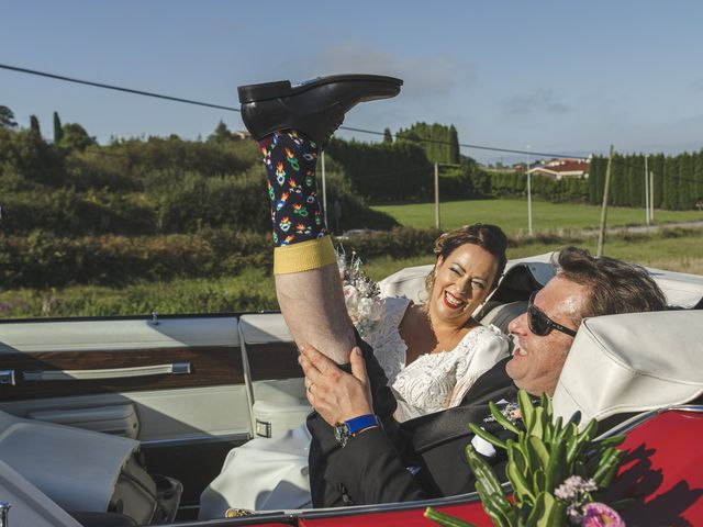La boda de Quico y Nuria en Luanco, Asturias 34