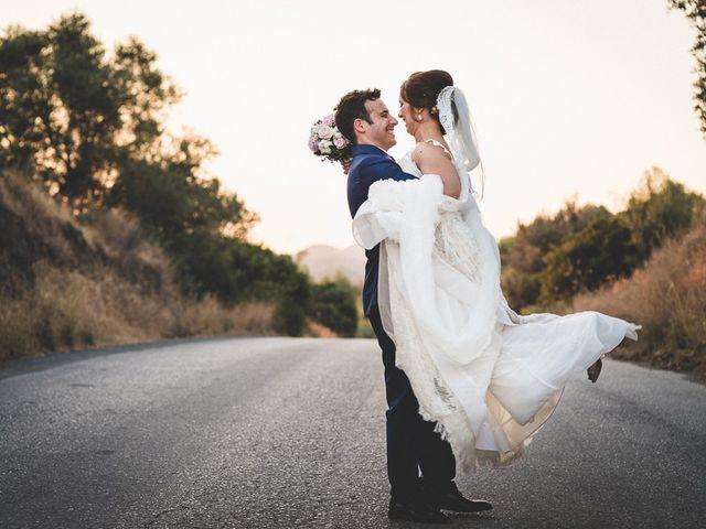 La boda de Eva y José