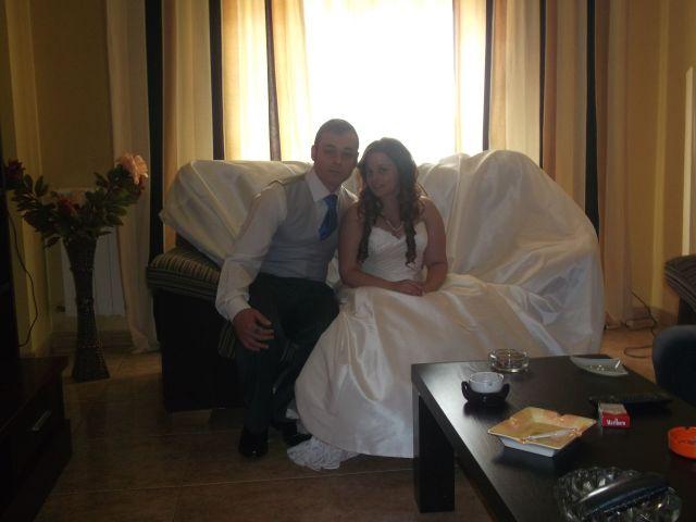 La boda de Rebeca y Borja en Colmenar Viejo, Madrid 2