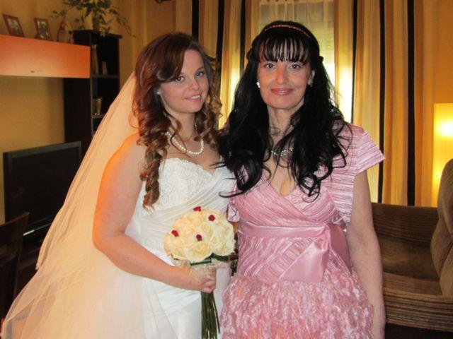 La boda de Rebeca y Borja en Colmenar Viejo, Madrid 3