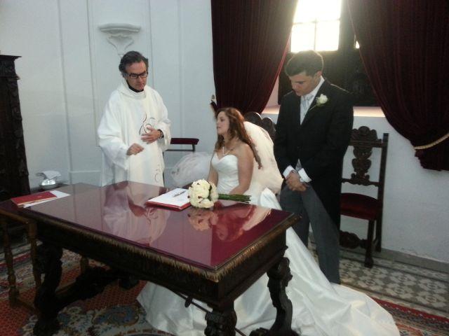 La boda de Rebeca y Borja en Colmenar Viejo, Madrid 6