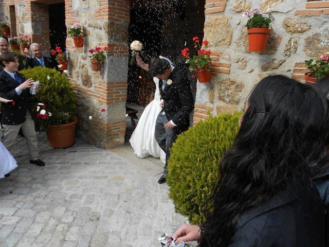 La boda de Rebeca y Borja en Colmenar Viejo, Madrid 7