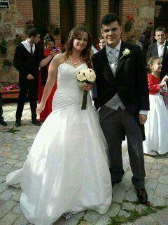 La boda de Rebeca y Borja en Colmenar Viejo, Madrid 8