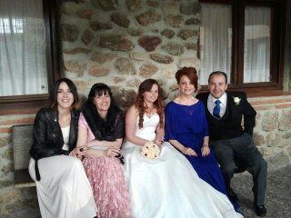La boda de Rebeca y Borja en Colmenar Viejo, Madrid 10