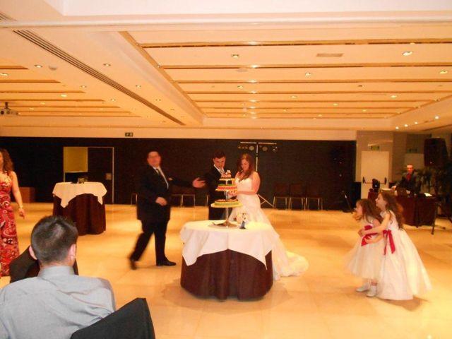 La boda de Rebeca y Borja en Colmenar Viejo, Madrid 11