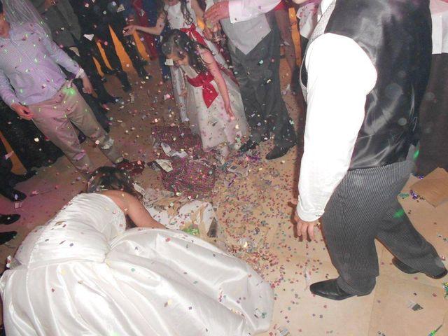 La boda de Rebeca y Borja en Colmenar Viejo, Madrid 16