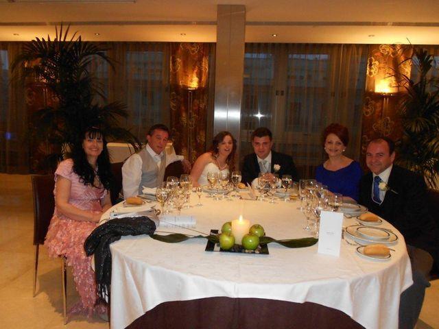 La boda de Rebeca y Borja en Colmenar Viejo, Madrid 17
