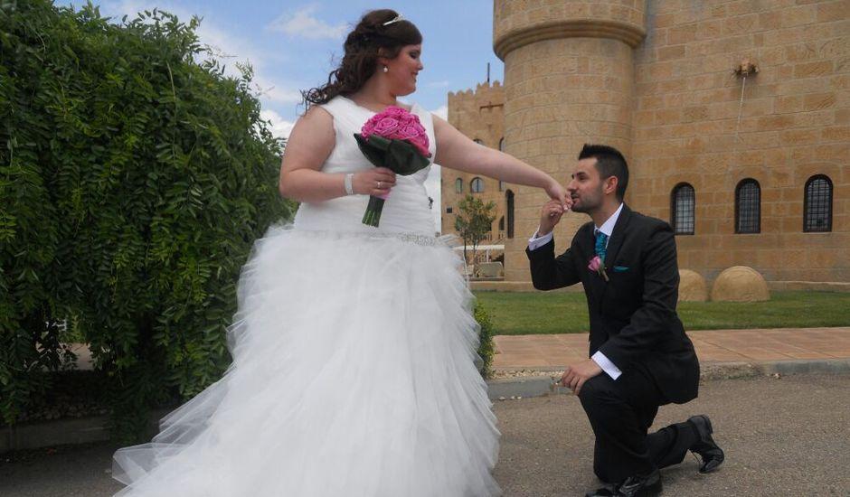 La boda de Oscar y Natalia en Zaragoza, Zaragoza
