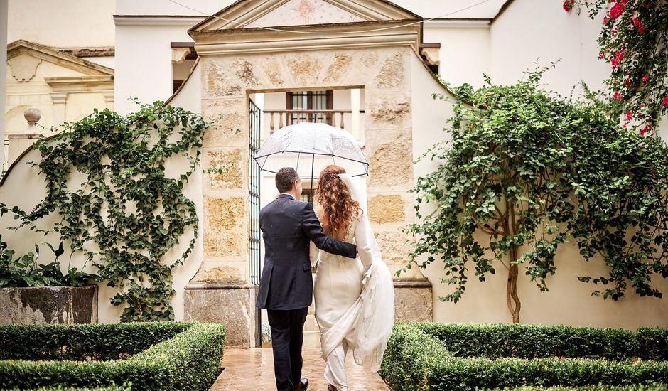 La boda de Antonio y Anabel en Córdoba, Córdoba