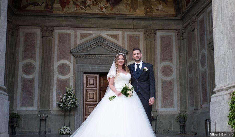 La boda de Tony y Clara en Igualada, Barcelona