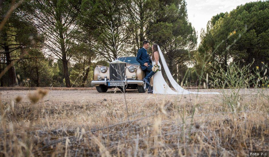 La boda de Jennifer y Pedro en Valladolid, Valladolid