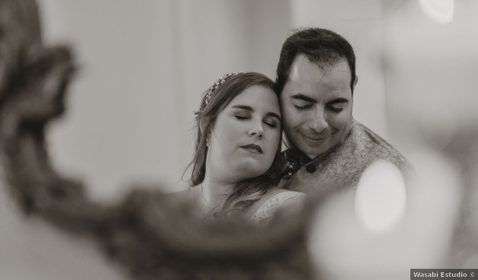 La boda de Daniel y Raquel en San Cristóbal de La Laguna, Santa Cruz de Tenerife