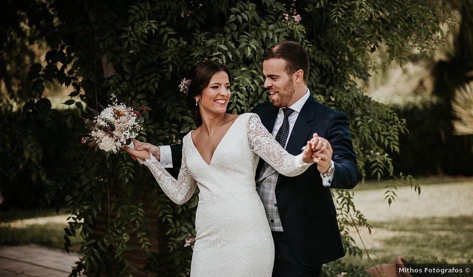 La boda de Aaron y Loida en Palomares Del Rio, Sevilla