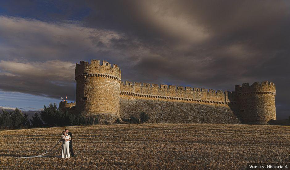 La boda de Quico y Nuria en Luanco, Asturias