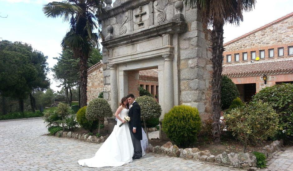 La boda de Rebeca y Borja en Colmenar Viejo, Madrid