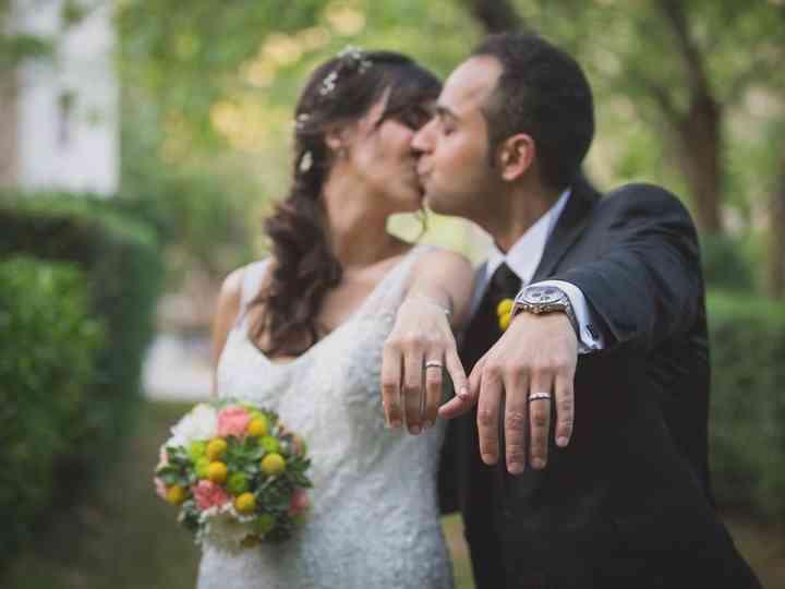 La boda de Mireia y Jhonny