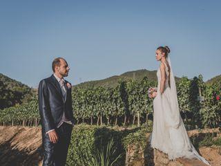 La boda de Silvia y Francesc
