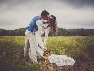 La boda de Bianca y David