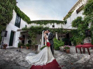 La boda de Desireé y Raúl