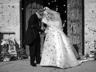 La boda de Alba y Felix