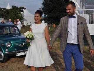 La boda de Ale y Miki