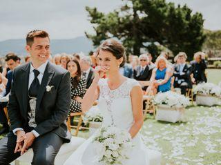 La boda de Marta y Stefan