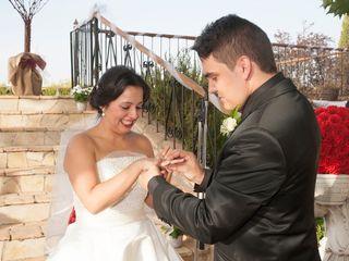 La boda de Libertad y Sergio