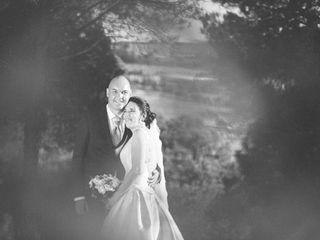 La boda de Iván y Marta