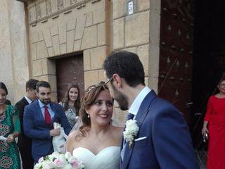 La boda de Mª Ángeles y Jesús Alberto 1