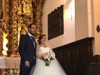 La boda de Mª Ángeles y Jesús Alberto 2