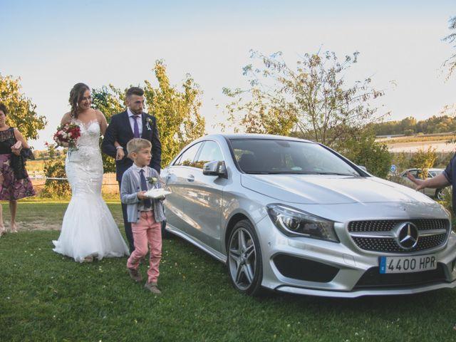 La boda de Josep y Ainoha en Lleida, Lleida 17