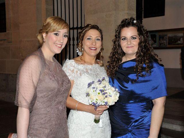 La boda de Juan y Ana en Granada, Granada 1