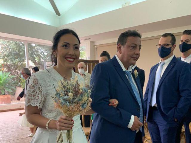 La boda de Álex  y Sarama en Novelda, Alicante 4