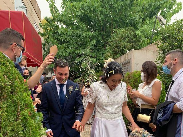 La boda de Álex  y Sarama en Novelda, Alicante 5