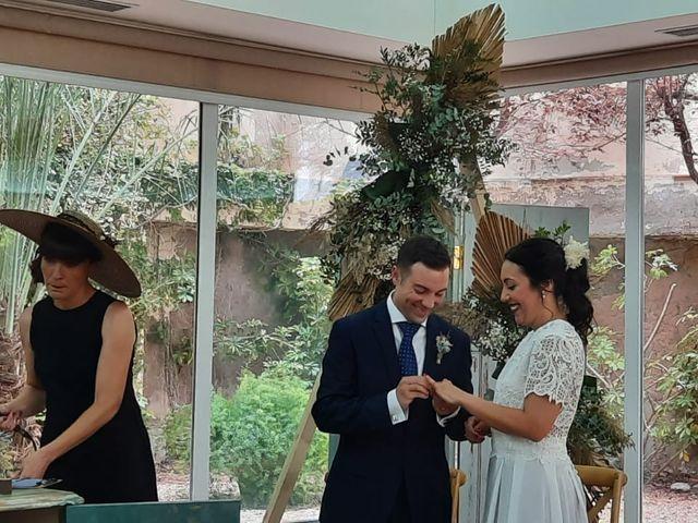 La boda de Álex  y Sarama en Novelda, Alicante 1