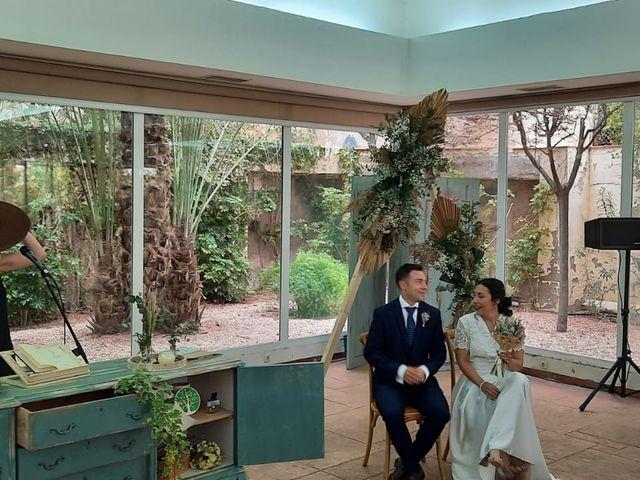 La boda de Álex  y Sarama en Novelda, Alicante 2