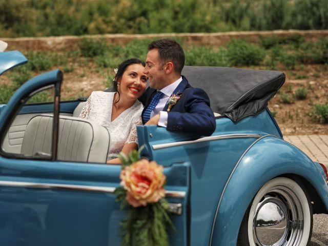 La boda de Sarama y Álex