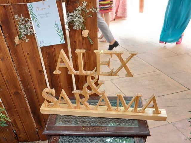 La boda de Álex  y Sarama en Novelda, Alicante 14
