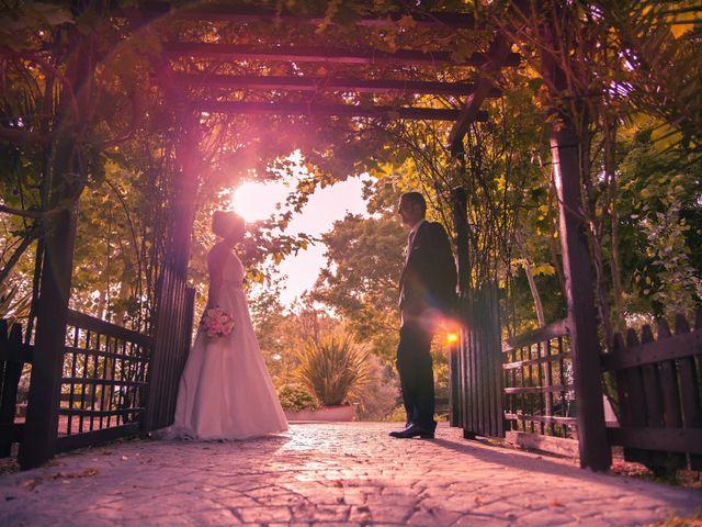 La boda de Sara y Ivan