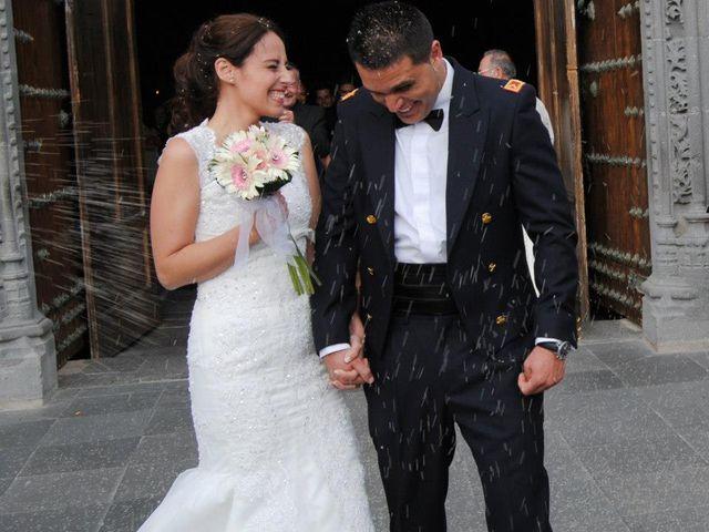 La boda de Sonia y Carlos  en Telde, Las Palmas 7