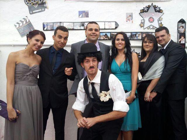 La boda de Sonia y Carlos  en Telde, Las Palmas 10