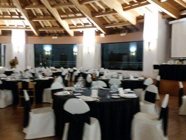 La boda de David y Lorena en Sitges, Barcelona 1