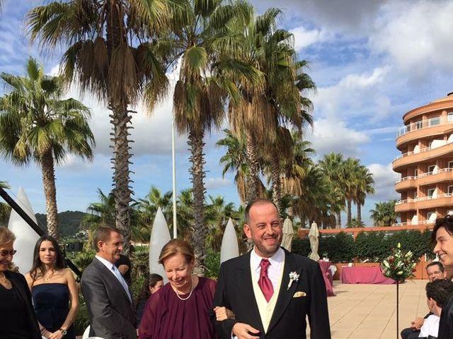 La boda de David y Lorena en Sitges, Barcelona 6