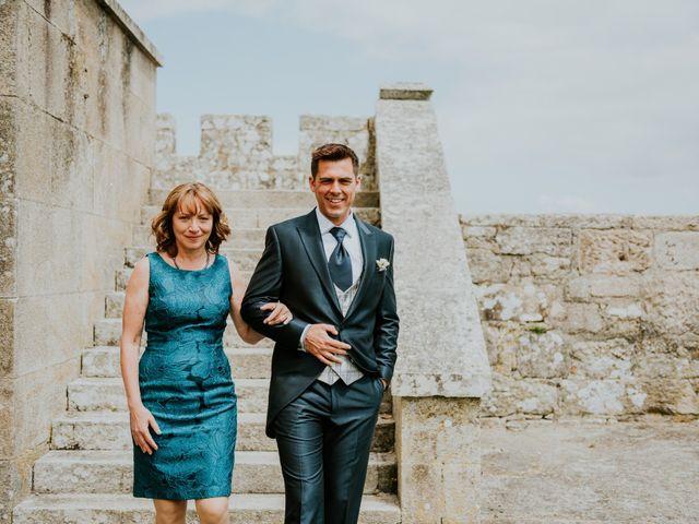 La boda de Stefan y Marta en Baiona, Pontevedra 50