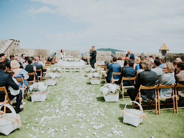 La boda de Stefan y Marta en Baiona, Pontevedra 51