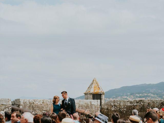 La boda de Stefan y Marta en Baiona, Pontevedra 52