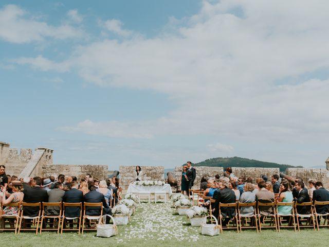 La boda de Stefan y Marta en Baiona, Pontevedra 53