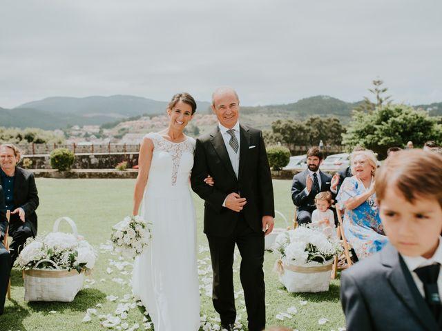 La boda de Stefan y Marta en Baiona, Pontevedra 54
